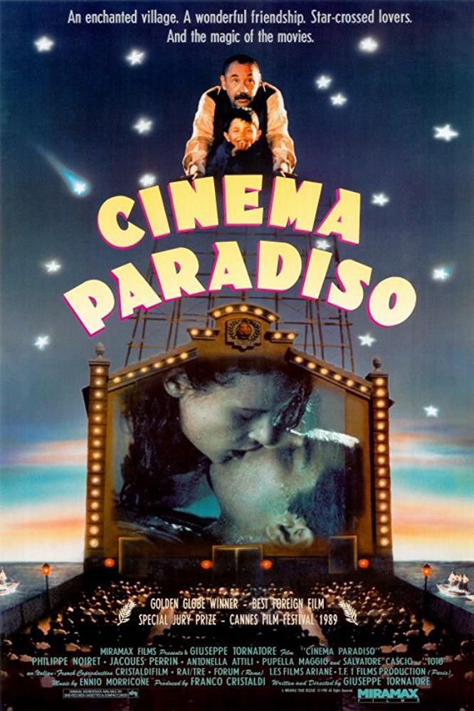 Andrea Morricone - Cinema Paradiso