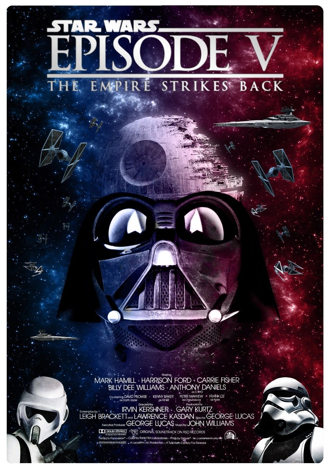 Star Wars = Episode 5 poster
