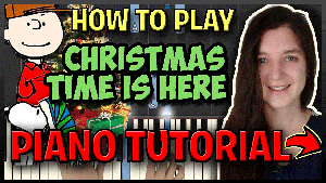 hristmas time is here - Vince Guaraldi