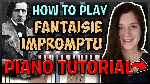 Fantasie Impromptu - Chopin