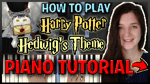 Hedwigs Theme - Harry Potter - John-Williams