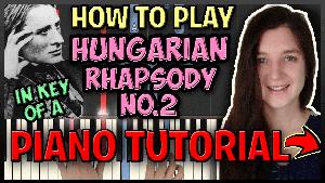 Hungarian Rhapsody No.2 - Liszt