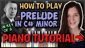 Prelude in C sharp minor - Rachmaninoff