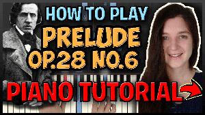 Prelude Op.28 No.6 - Chopin