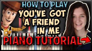 You've Got A Friend In Me - Newman