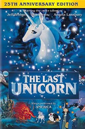 The Last Unicorn - Jimmy Webb