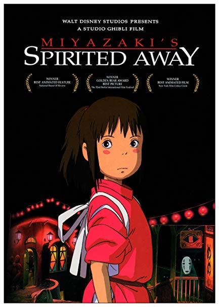 Poster Reprise from Spirited Away