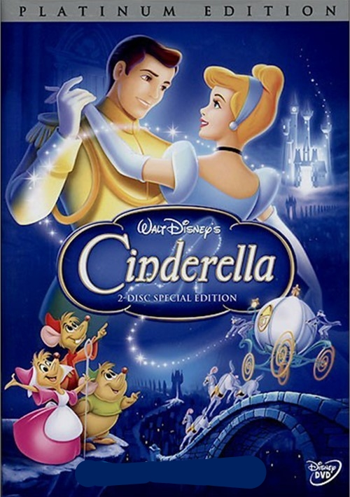 "Poster Cinderella"" width="