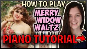 Merry Widow Waltz - Lehar