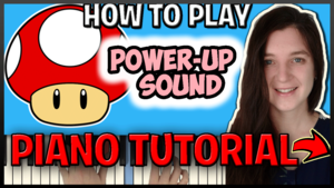 Power Up Red Mushroom Sound