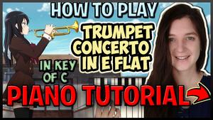 Trumpet Concerto In E flat