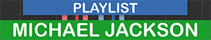 playlist michael jackson