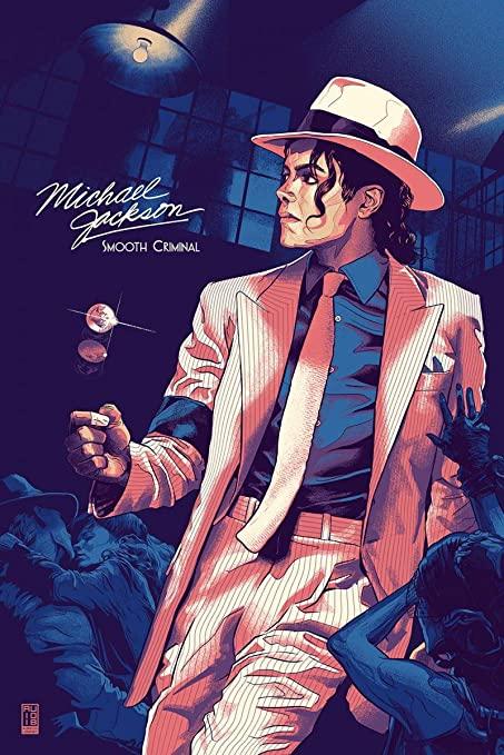 "Poster Smooth Criminal"" width="
