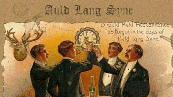Poster Auld Lang Syne