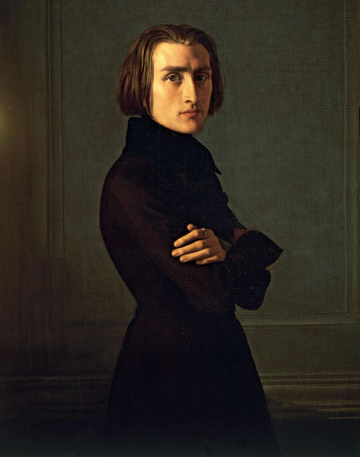 Poster Franz Liszt