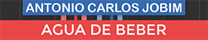 Agua De Beber - Antonio Carlos Jobim