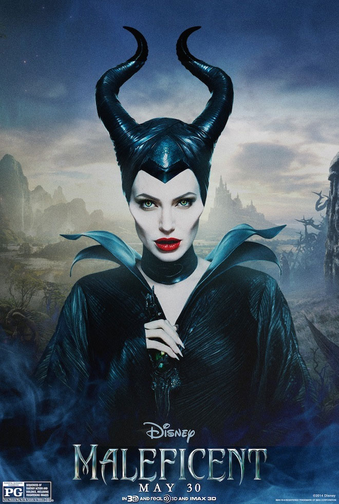 Poster Once Upon A Dream Maleficent