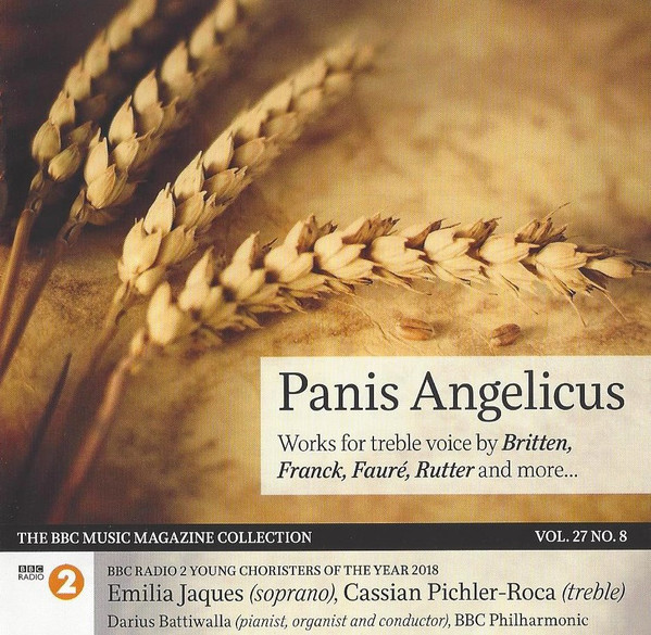 Poster Panis Angelicus