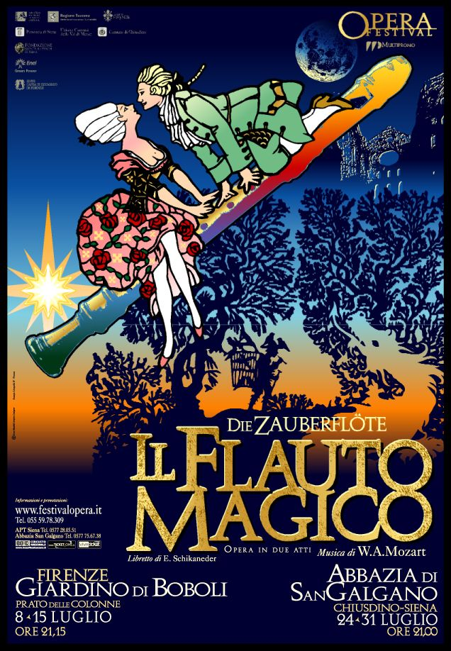 Poster Papagenos Aria
