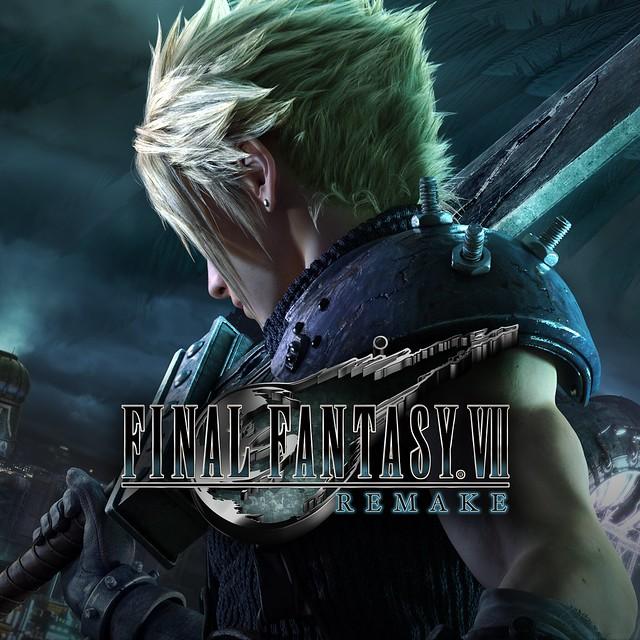 Poster Final Fantasy 7 Main Theme