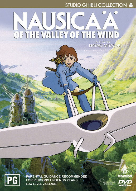 Poster Nausicaa Of the Valley of the Wind