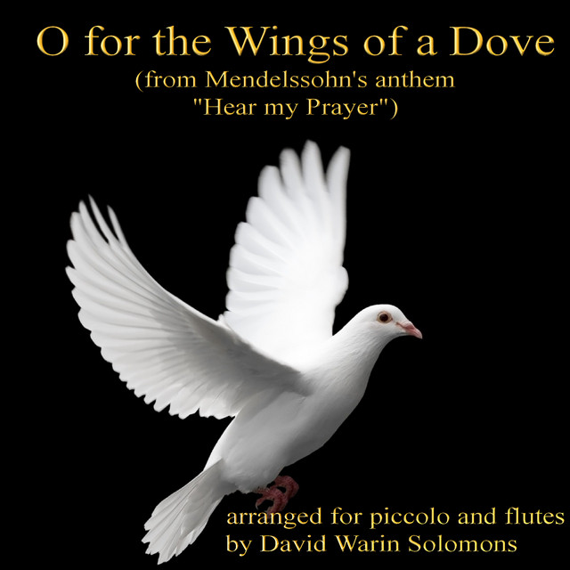 Poster O For The Wings Of A Dove