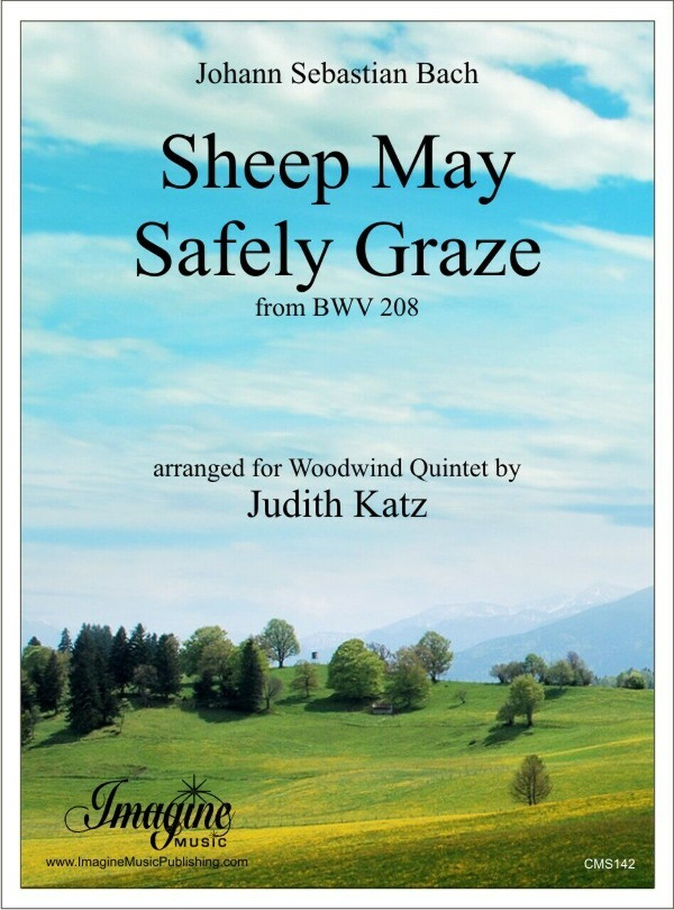 Poster Sheep May Safely Graze