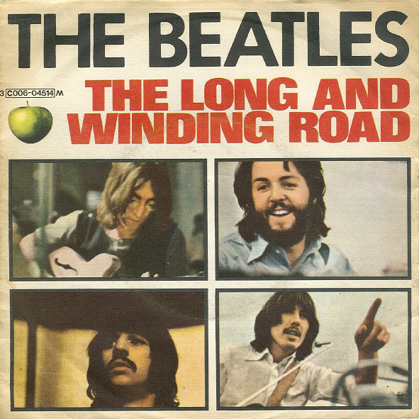 Poster The Long And Winding Road