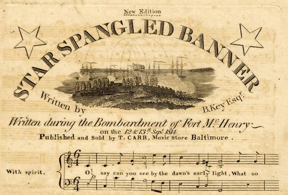 Poster The Star – Spangled Banner