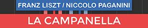 la Campanella - Franz Liszt - Niccolo Paganini